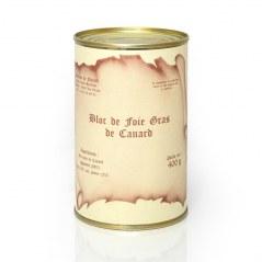 Bloc de foie gras de canard 400 g