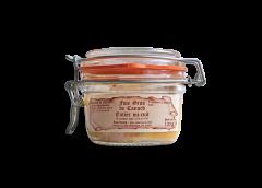 Foie gras de canard mi-cuit 120 g