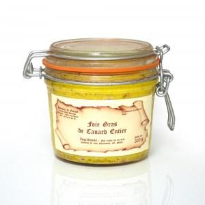 Foie gras de canard entier 320 g