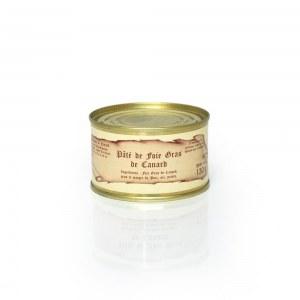 Pâté de foie gras de canard 130 g