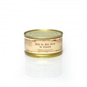 Pâté de foie gras de canard 190 g