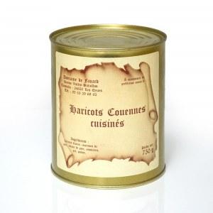 Haricots couennes cuisinés 750 g