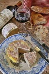 Pâté de foie gras de canard
