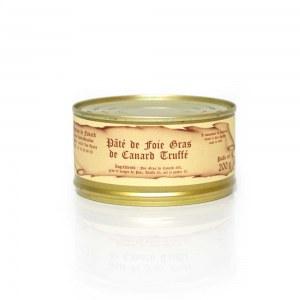 Pâté de foie de canard truffé 190 g