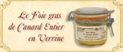Foie gras entier en verrine