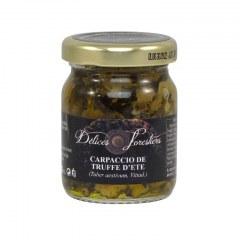 Carpaccio de truffe d'été 50 g