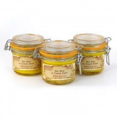 Lot de 3 - Foies gras de canard entier 190g