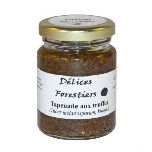 Tapenade aux truffes noires 80 g
